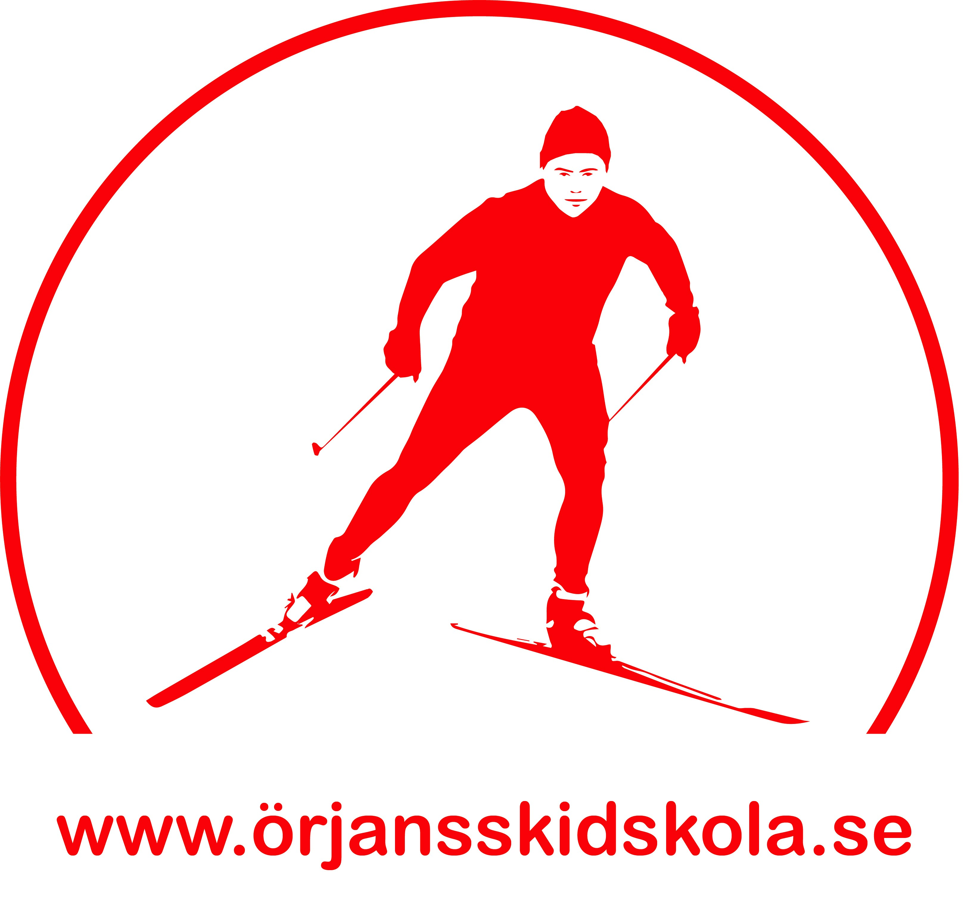 Skidglädje med Örjans Skidskola